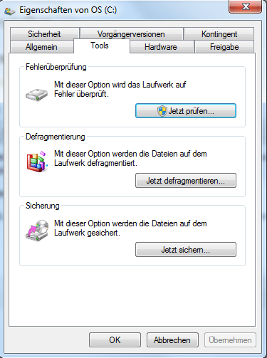 Windows schneller machen - Windows Aero deaktivieren
