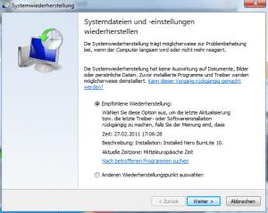 Systemstartdienste deaktivieren - Windows schneller booten lassen