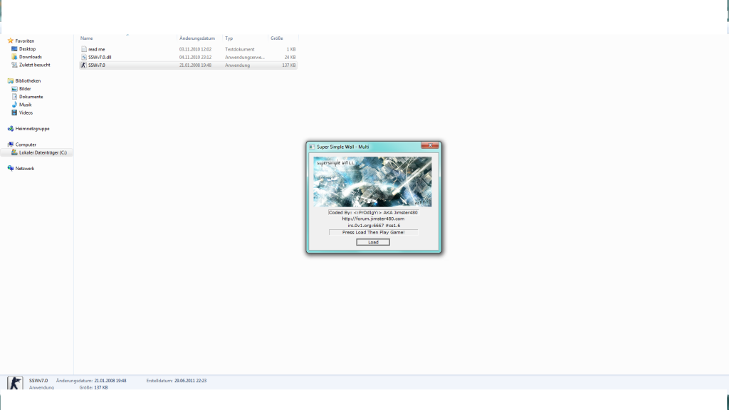 Anleitung: Cheaten bei Counter Strike 1.6 und Condition Zero mit Wallhack