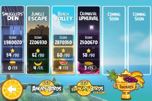 App: Angry Birds Rio Lösung - Carnival Upheaval komplett