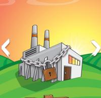 """App: Drop Chicken – Komplettlösung für die 5. Welt """"The Factory"""""""