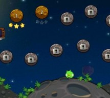 Angry Birds Space Pig Bang Lösung mit 3 Sternen