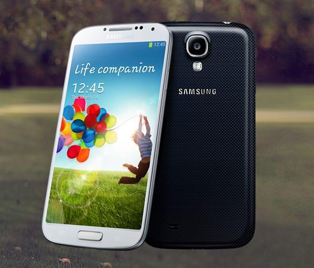 Das Samsung Galaxy S4 - Der neue Gigant der Smartphones