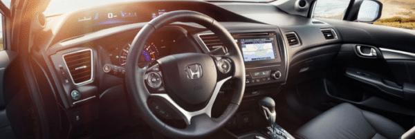 Honda Civic 2014: iOS Mirroring und Siri Eyes Free integriert