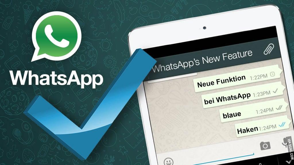 WhatsApp: Blaue Haken deaktivieren - com-pliziert.de