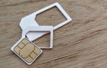 Unser kleiner Ratgeber für SIM-Karten Größen