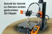 3D Druck Kurs für Einsteiger